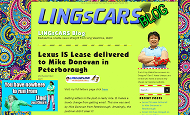 lingscars blog